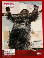 BRITISH HORROR COLLECTION - Konga! - ROAR! - Card #62