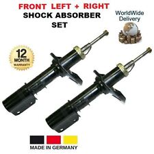 FOR SUZUKI SWIFT 1.0 1.3 1.6 89-01 FRONT LEFT + RIGHT SHOCK ABSORBER SHOCKER SET