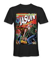Jason freddy krueger michael myers comic group t-shirt