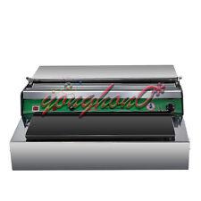 Supermarket Fruit Packing Machine 450mm Food Tray Wrapper Film Wrap Sealer 220V