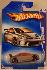 Hot Wheels 2009 Modified Rides Honda Civic Si Matte Gray