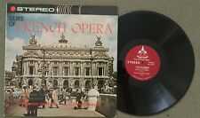 Gems of French Opera Pierre Resnaux Paris Pops Orchestra LP Fortuna TLPS 950 '60