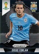 Diego Forlan 192 2014 Prizm World Cup Uruguay