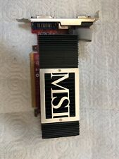 MSI NVIDIA GeForce 8400 GS (ZT-84GED2M-HSL) 256 MB GDDR3 SDRAM 32-BIT PCIE