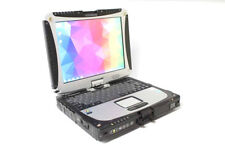 Rugged Panasonic CF-19 toughbook laptop Windows 7 Pro Core 2 Duo 2GB Serial port