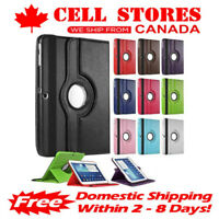 "360 Rotating Leather Stand Case Cover for Samsung Tab E 9.6"" T560 T561 T565"