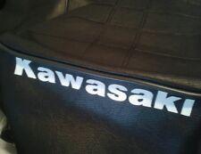 SEAT COVER KAWASAKI KZ 550, Z550 !!! FUNDA SILLIN..SHIPPING WORLWIDE