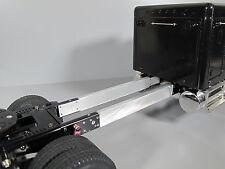 Aluminum 6 inches Frame Extension Tamiya RC 1/14 King Grand Hauler Semi Tractor