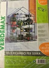 Verdemax 2517 Spare COVER For 8 Shelves Ibiscus Greenhouse