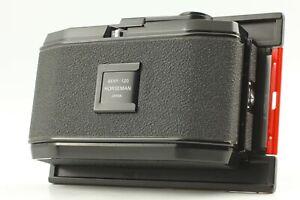 【N MINT】 HORSEMAN 6EXP 120 Roll Film Back Holder 6x12 4x5 from JAPAN