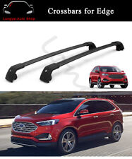 Crossbar Cross bars Fits for Ford Edge 2015-2019 Roof Rack Rail Baggage Carrier