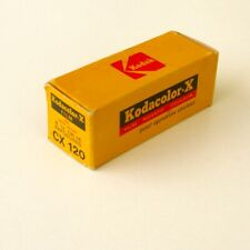 Ancienne Pellicule photo KODACOLOR X FILM CX 120 - Peremtion 01-1975 -couleur-
