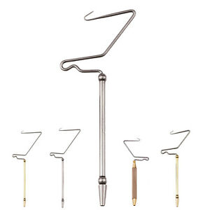 Dr. Slick Whip Finishers Brass/Stainless Steel/Bamboo Fly Fishing Tying Tool