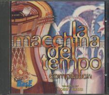 La Macchina del tempo Compilation Ryan Paris/Savage/Den Harrow/Novecento Cd Mint
