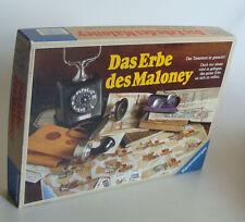 Ravensburger 015655 Das Erbe des Maloney Für 3-6 Spieler 12-99 Jahren Gebraucht