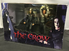 NECA REEL TOYS THE CROW REFLECTIONS ACTION FIGURE BOXED SET