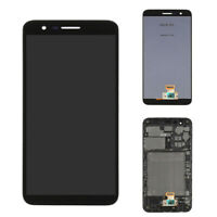 For LG Premier Pro L413DL L414DL LCD screen Touch Digitizer Replacement +Frame