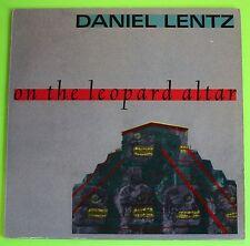 Daniel Lentz Private Label Electronic Modern Classical LP 1984
