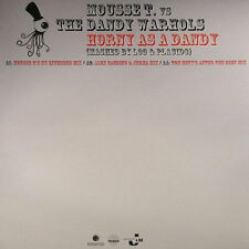"""Mousse T. vs. The Dandy Warhols - Horny As A Dandy (12"""")"""
