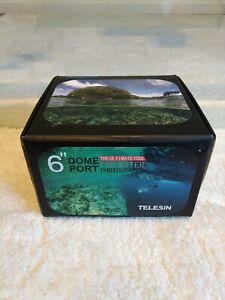 """Telesin Dome Port 6"""""""
