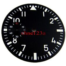 38.9mm Black Parnis Dial watch kit for eta 6497 Seagull st36 movement watch  A44 6741f2d94c0d