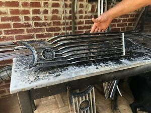 1960 Pontiac Bonneville RH grill piece