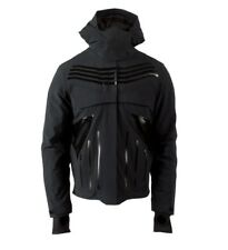 NEW Spyder Men's Black Venom 1 Hooded Jacket Size XL $1000 NWT