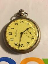 Rockford Watch Co. USA. Star WCCO Pocket Watch 15 Jewels