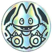 Pokemon Munchlax Collectible Coin (Silver Rainbow Mirror Holofoil) NM 3DY