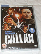 Callan - The Colour Years - Complete DVD Box Set - NEW & SEALED
