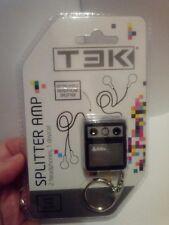 T3k Splitter Amp Detachable Headphone Splitter Sealed in Packaging Paladone
