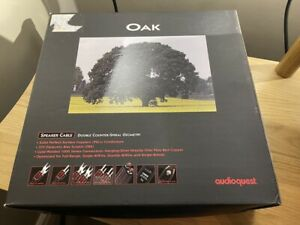 Audioquest Oak Speaker Cable (3m pair RRP £3060) Pre-owned @ Audio Therapy