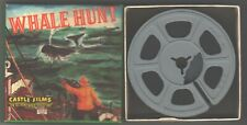 Vintage Castle Films Whale Hunt  8mm movie Film #657 excellent condition