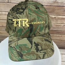 Dixon ZTR Mowers Baseball Cap Trucker Hat Camo  Adjustable Strapback Implement