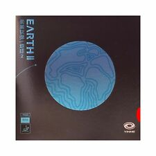 Yinhe Earth II Table Tennis Rubber , Red <+ Free DHL Shipping>