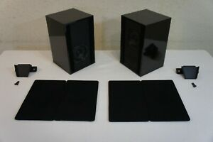 NHT ( NOW HEAR THIS ) HDPI DIPOLAR REAR SURROUND SPEAKERS