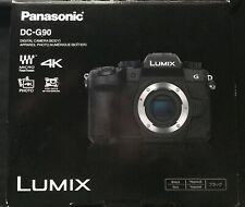 Neues AngebotPanasonic Lumix DC-G90 Body, Black komplett Neu und OVP NEW