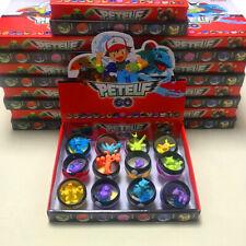 12Pcs Pokemon Ball Set Pokeball GO Action Figures for Kids Toys Child Gift