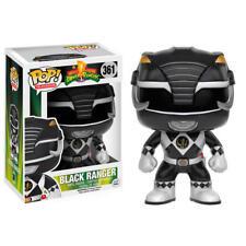 Figura Funko Power Rangers - Ranger negro