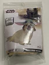 Sm Disney Star Wars The Mandalorian Baby Yoda Pets Puppy Halloween Dog Costume