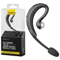 Jabra Wave Wireless Bluetooth black Headset BT3040 Wind Noise Reduction