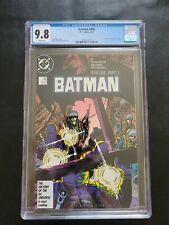 Batman #406 CGC 9.8