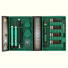 38 in 1 Schraubendreher-Set Reparatur-Kit Set Werkzeug für Handy Tablet PC