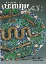 La revue de la céramique et du verre N°52 mai-juin 1990 Bernard Palissy, Yemen