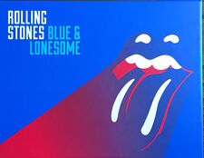 ROLLING STONES Blue & Lonesome 2016 Deluxe Edition CD box set NEW/SEALED