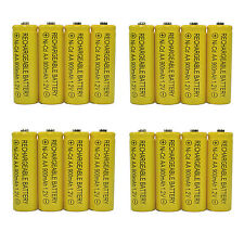 16 x AA Ni-Cad Cd 900mAh Ni-Cd Solar Light 1.2V rechargeable battery