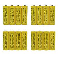 16 x AA Ni-Cad Cd 900mAh Ni-Cd Solar Light 1.2V rechargeable battery