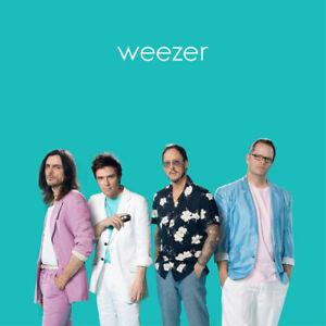 Weezer - Weezer (teal Album) [New Vinyl LP] Black