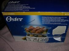 Oster Food Steamer 5712 NEW