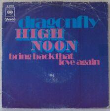 "HIGH NOON Dragonfly (LISTEN) RARE 7"" 1970 psych pop UK Dutch release"